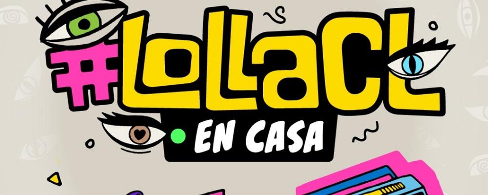 #LollaPalooza en Casa se está desarrollando este fin de semana